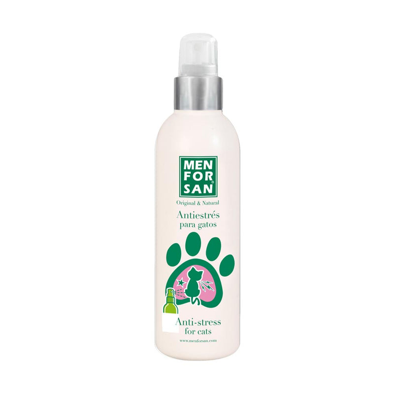 Men For San Spray Antistress para Gatos 125 ml