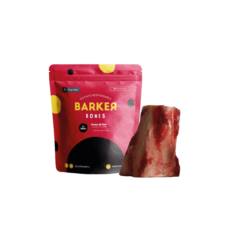Barker Bone Large x 450gr