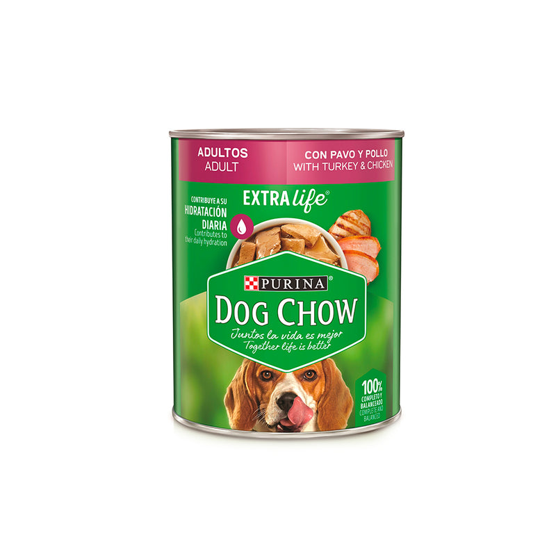 Dog Chow Pavo y Pollo