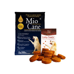 Mio Cane Super Premium Cachorro 15kg + 01 Lucky Treats x 200g
