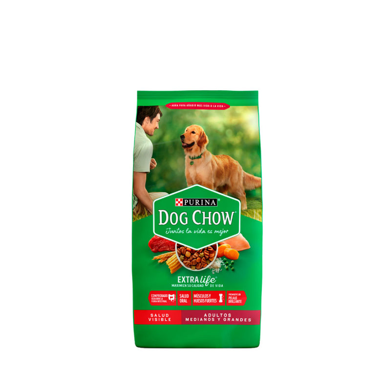 Dog Chow Adulto Raza Mediana y Grande
