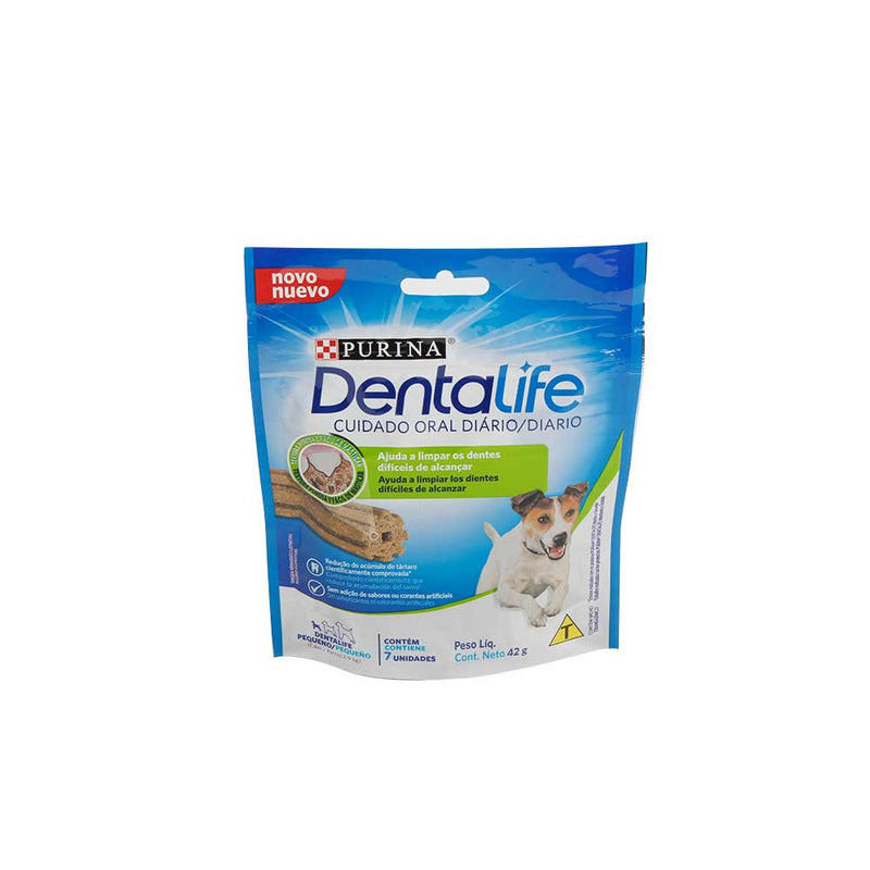 Dentalife Dogs Small Breed 7x 42g - Cuidado oral raza pequeña