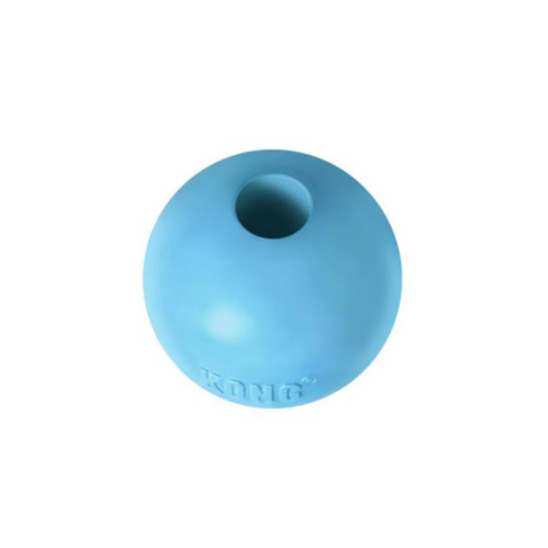Kong Puppy Ball celeste - Small