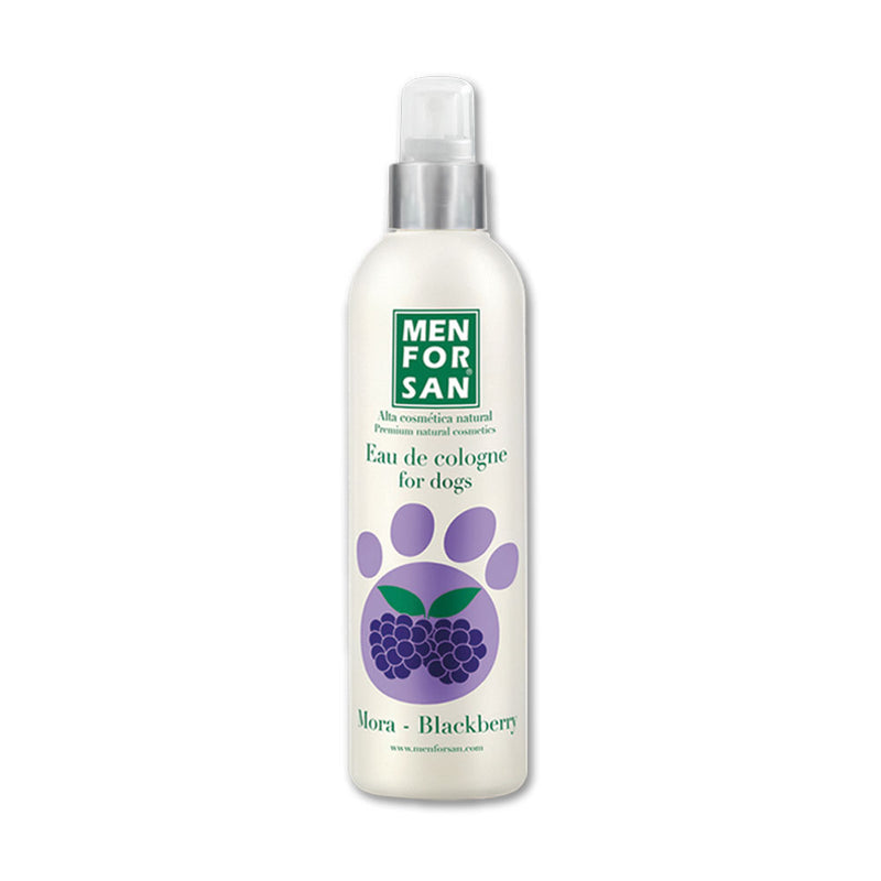 Men For San colonia mora para perros 125ML