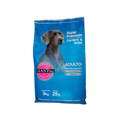 Giant Dog Adulto Super Premium 3kg