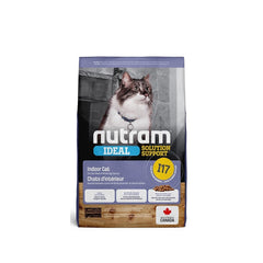 Nutram I17 Ideal Indoor Cat