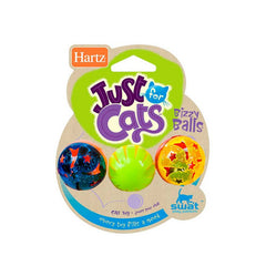 Bizzy Balls Cat Toy (Hartz)