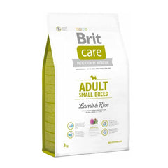 Brit Care Adult Small Breed Lamb & Rice - Adulto - Raza pequena - Cordero y arroz