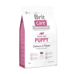 Brit Care Grain-Free Puppy Salmon Y Potato - Cachorro - Libre de Grano - Salmón y papa