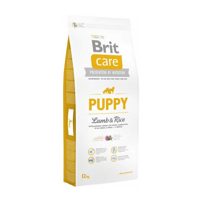 Brit Care Puppy Lamb & Rice - Cachorro - Cordero y arroz