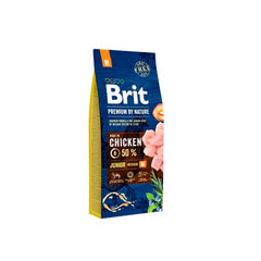Brit Premium By Nature Junior Medium - Chicken
