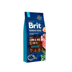 Brit Premium Sensitive Lamb & Rice - Cordero y arroz