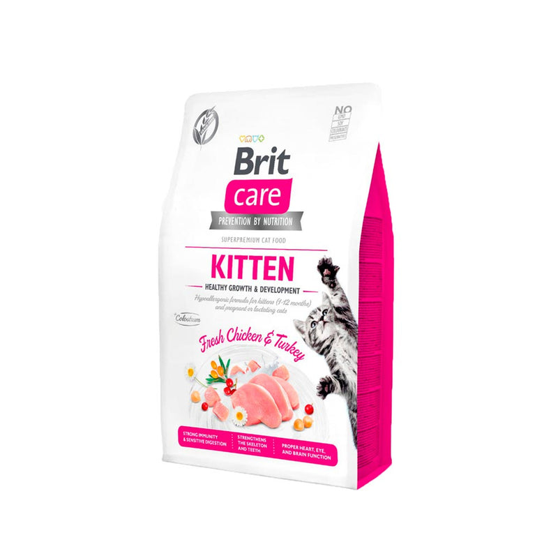 Brit Care Crazy Kitten - Gatito 2kg