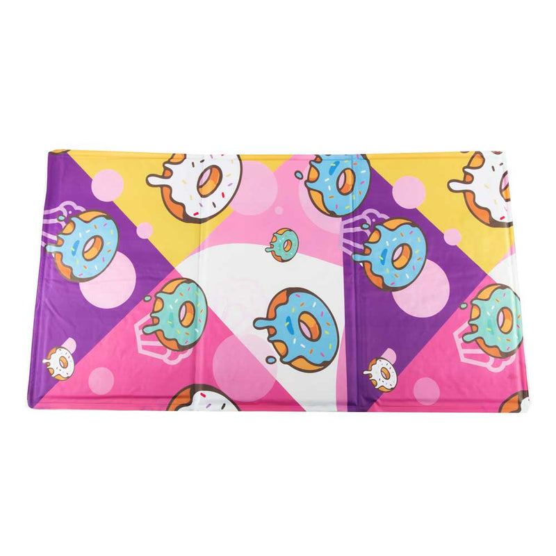SmartPet - Cool Mat Rectangular, Donut - Talla Large