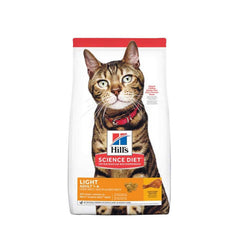 Hills SD Feline Adult Light