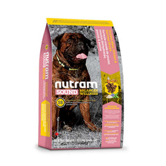 Nutram S8 Sound Large Breed Adult Dog - Adulto - Raza grande