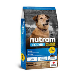 Nutram S6 Sound Adult Dog - Adulto - Pollo