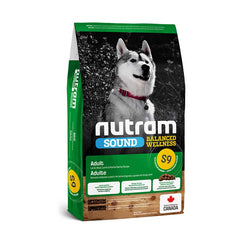 Nutram S9 Sound Lamb Adult Dog - Adulto - Cordero