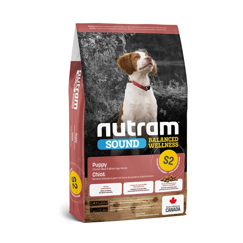Nutram S2 Sound Puppy - Cachorro