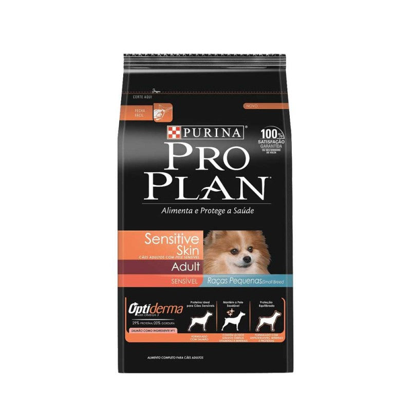 Pro Plan Adulto Sensitive - Small Breed - Piel Sensible - Raza pequena