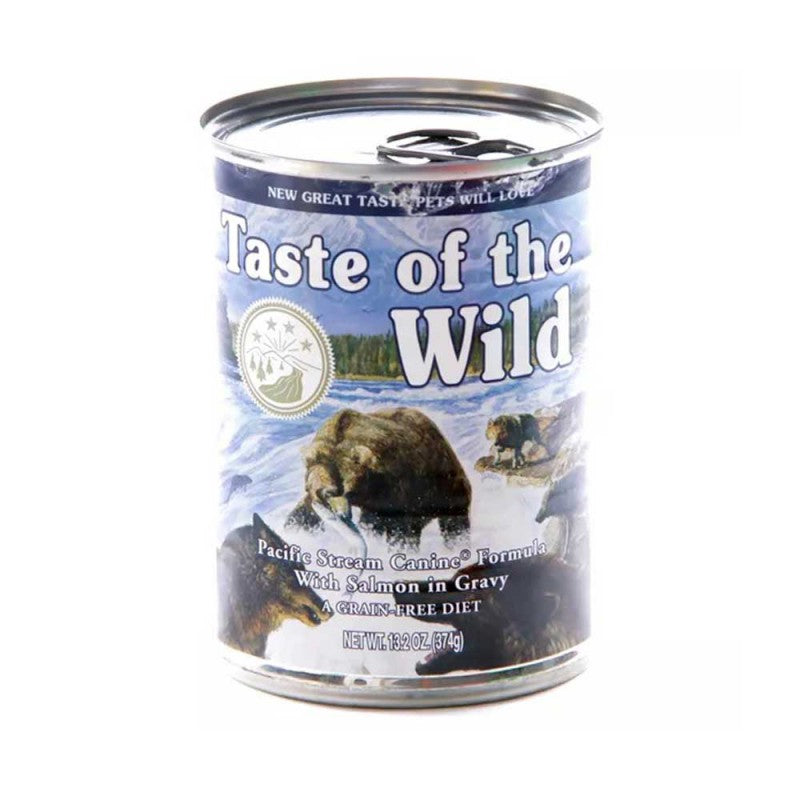Taste of the Wild Pacific Stream Canine - Salmón Ahumado