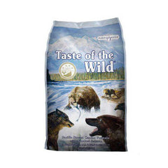 Taste of the Wild Pacific Stream Canine - Adulto - Salmón ahumado
