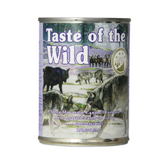 Taste of the Wild Sierra Mountain Canine - Cordero Asado