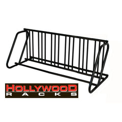 Hollywood Racks Dual Use 6-12 Bike Commercial Parking Rack