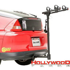 "Hollywood Racks Lightweight 2 Bike Hitch Arm Commuter - 1.25"" and 2"" Hitches"