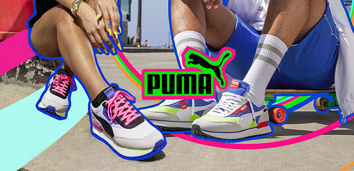 PUMA Future Rider new colorways!