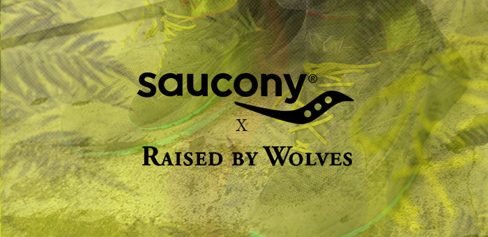 Saucony X Raised By Wolves