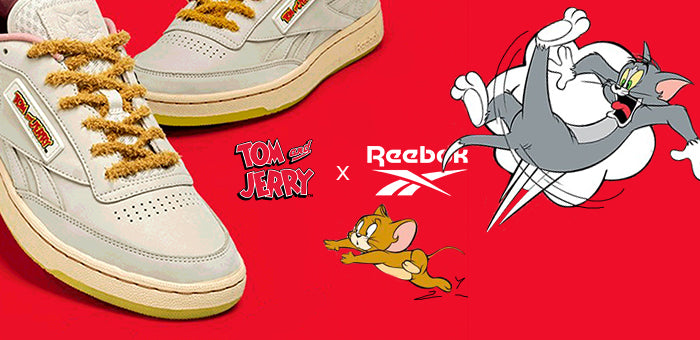 Reebok x Tom & Jerry