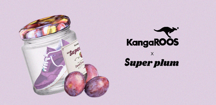 KangaROOS x Superplum