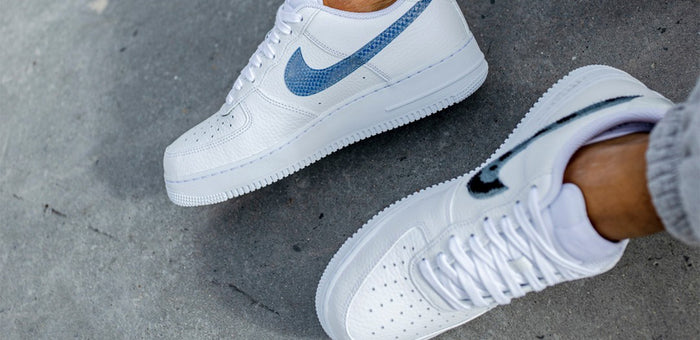 Nike Air Force 1 Thunderstorm White