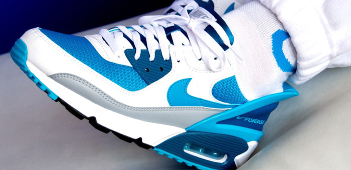 "Nike Air Max 90 FlyEase ""Light Blue"""