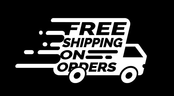 Free shipping on all NL, BE & DE orders!