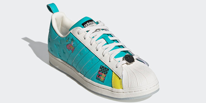 Arizona X Adidas Superstar 3-pack