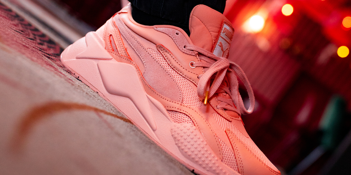 "Puma RS-X Luxe ""Sand Pink"""