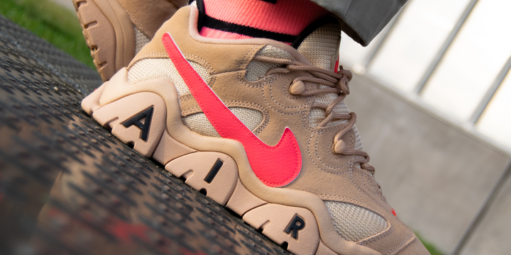 "Nike Air Barrage Low ""Vanchetta Tan"""