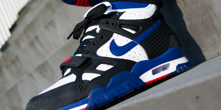 "Nike Air Trainer 3 ""Deep Royal Blue"""