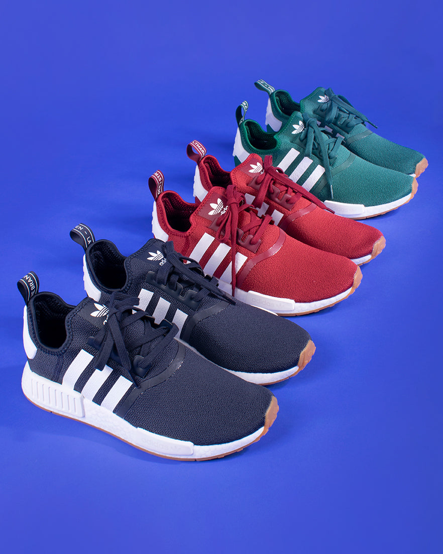 """The Adidas NMD_R1 """"Gum"""" Pack"""