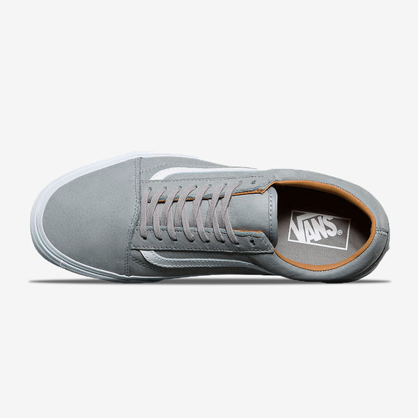Old Skool Premium Leather ''Grey''