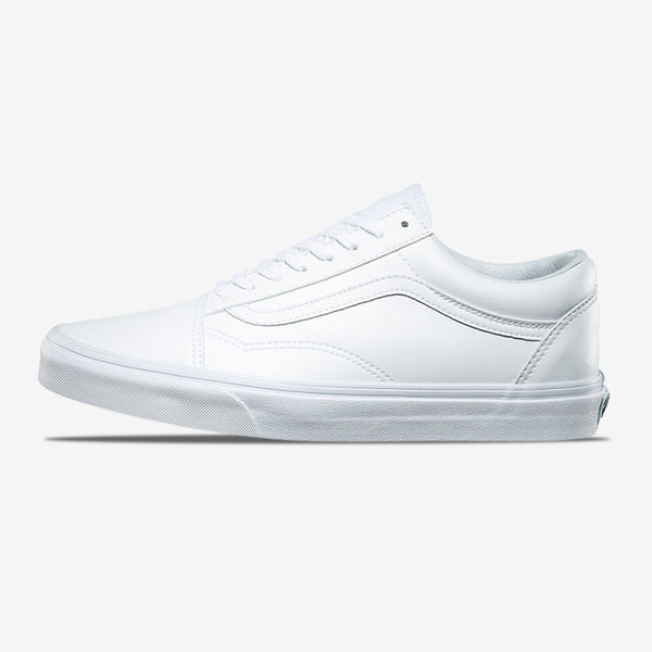 Old Skool Classic ''Tumble White''