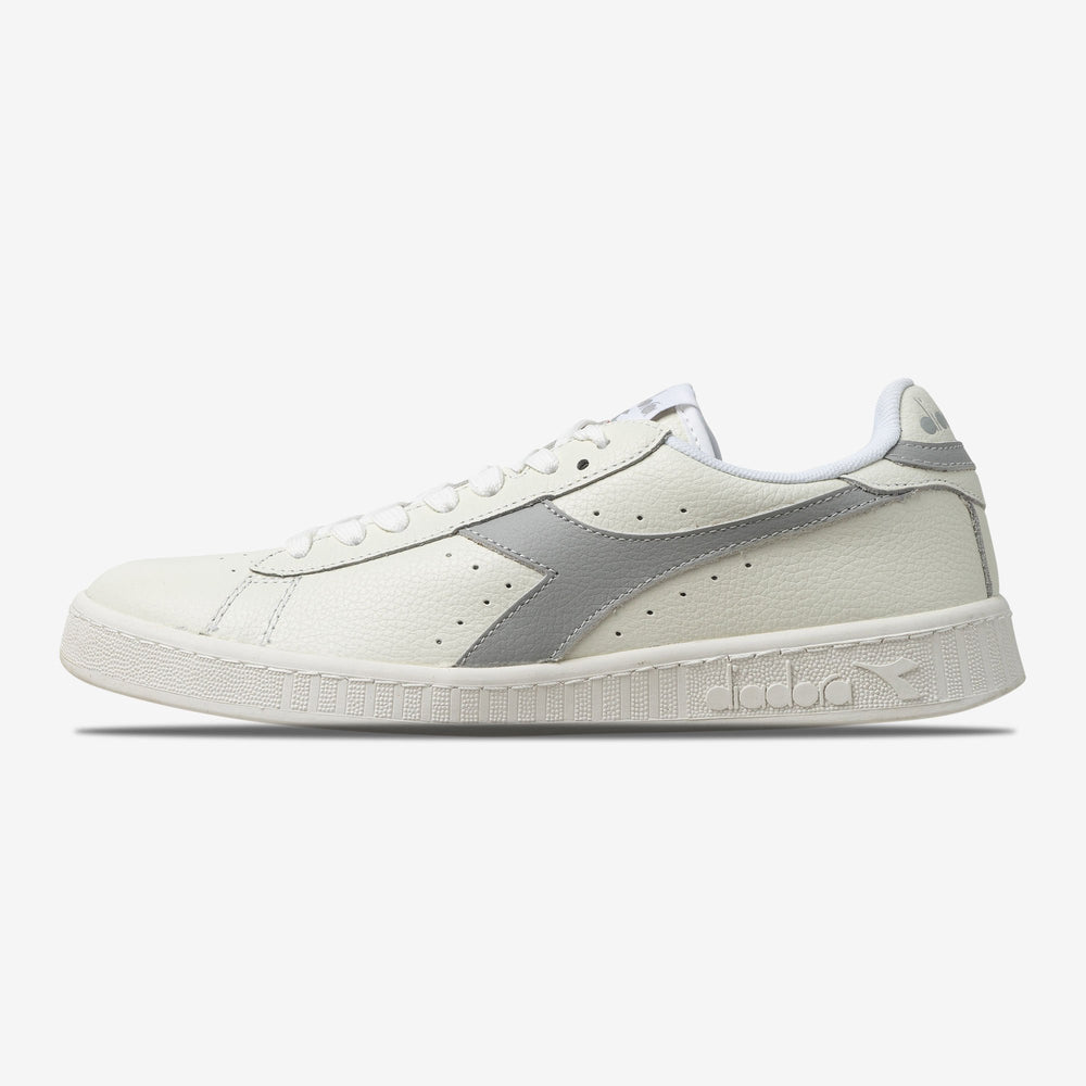 Diadora-Game L Low Waxed-Gray Violet-501.160821 01 C6645