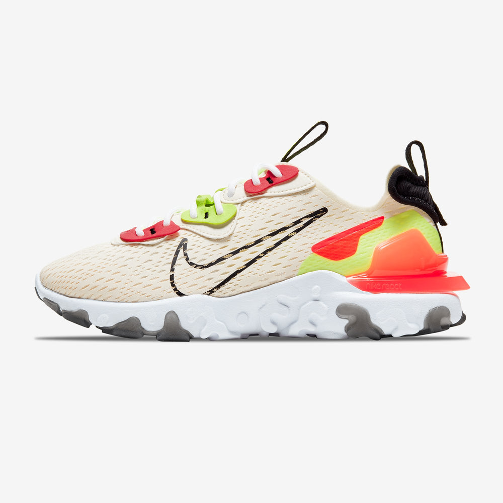 Nike-React Vision-Orange Volt-CI7523-100