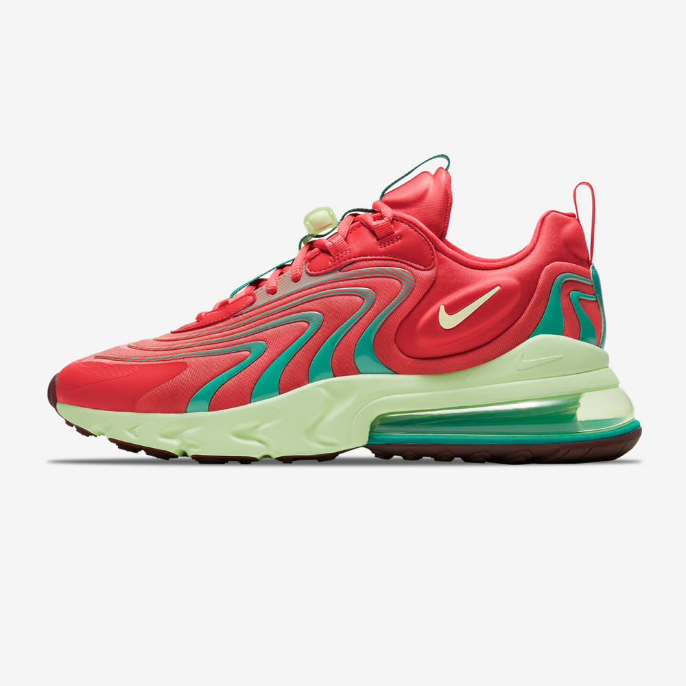 Nike -Air Max 270 React ENG-Track Red-CJ0579-600