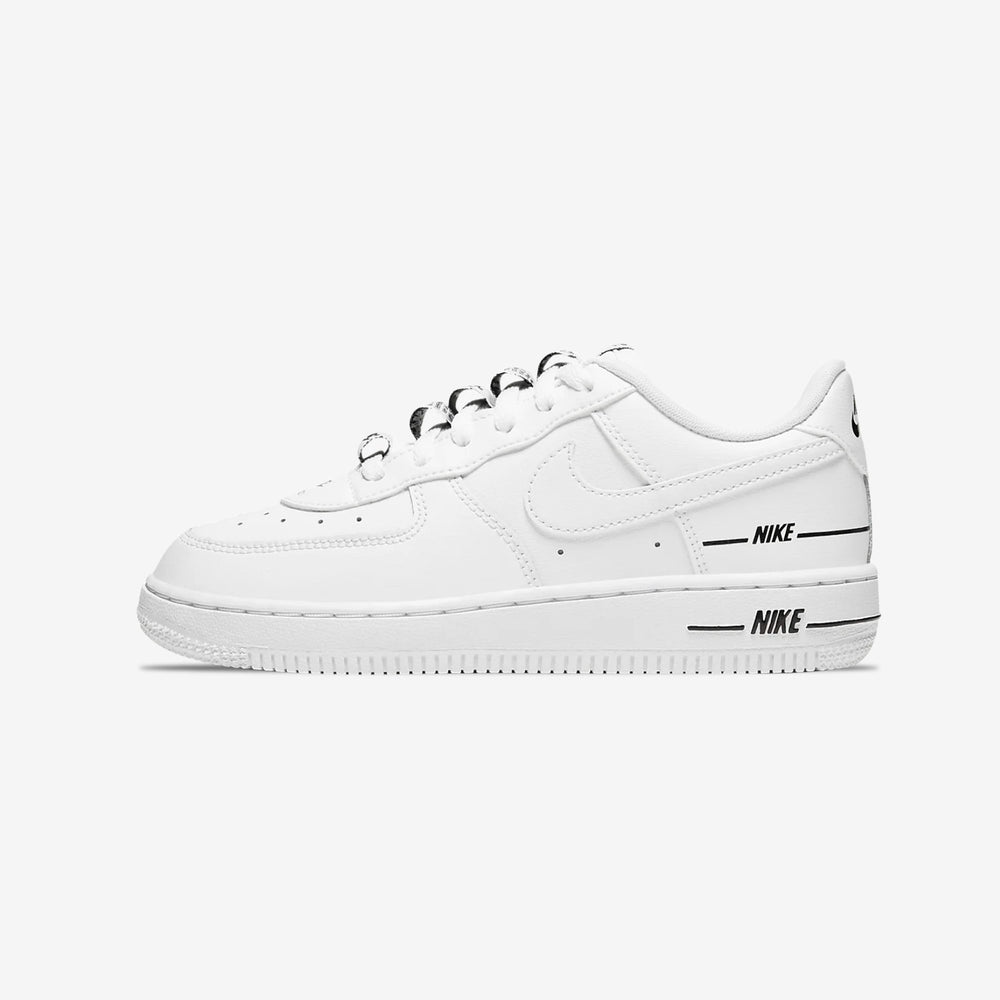 Nike-Force 1 LV8 3-White-CJ4113-100