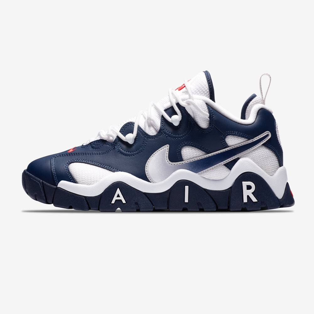 Nike-Air Barrage Low-Midnight Navy-CN0060-400