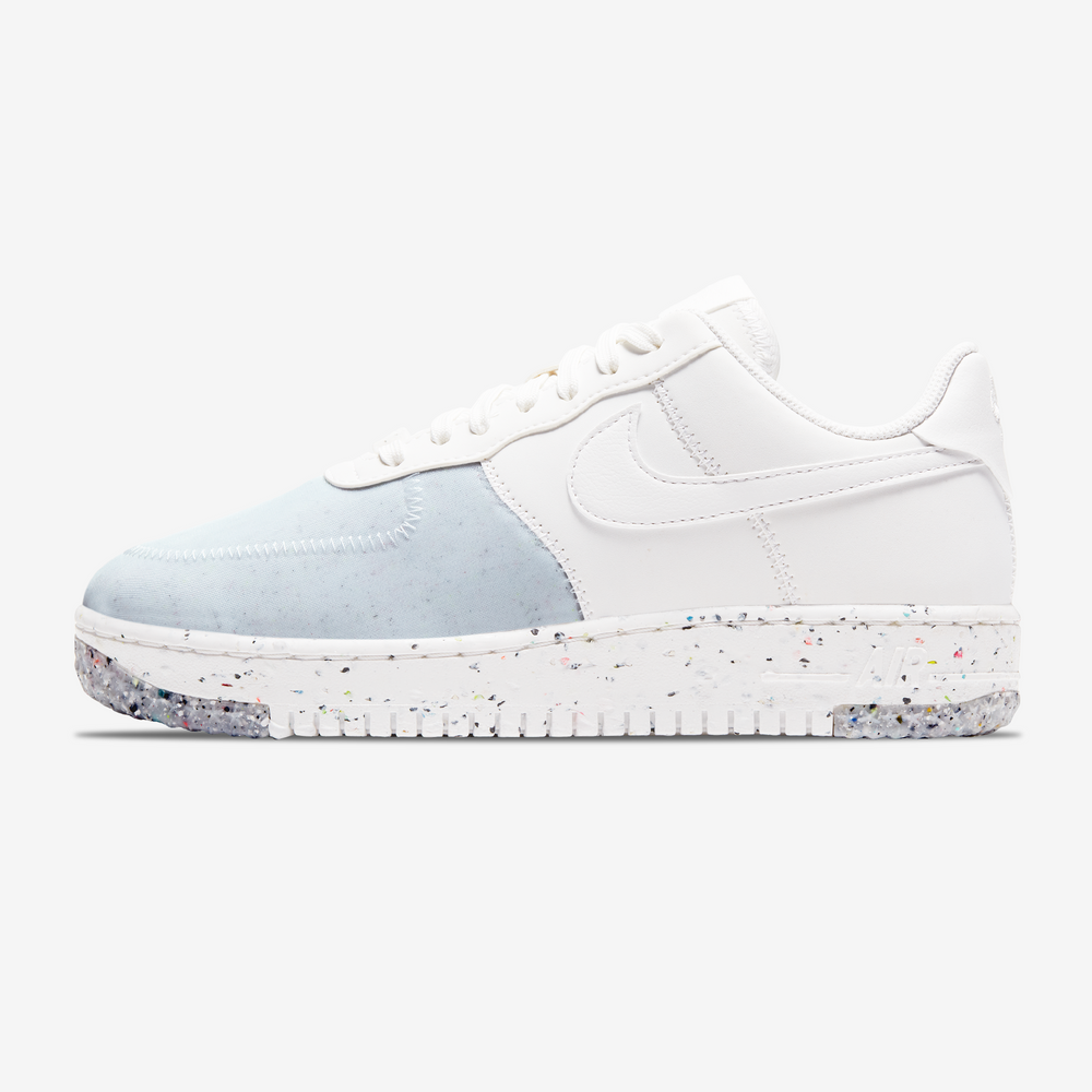 Nike-Air Force 1 Crater-Summit White-CT1986-100
