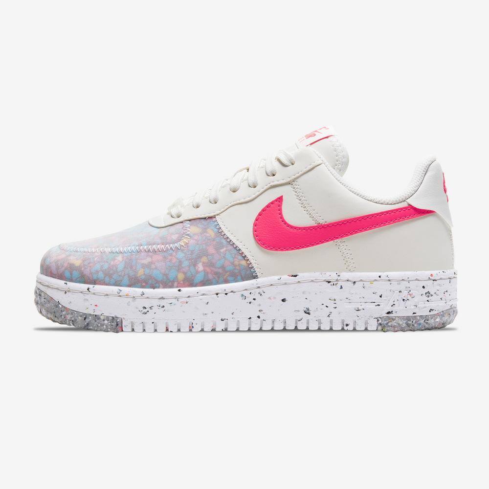 Nike-Air Force 1 Crater-Summit White-CT1986-101